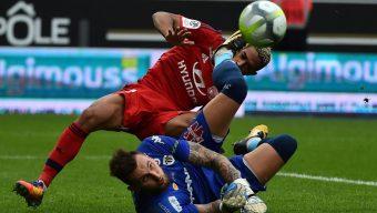 Football : Angers SCO fait match nul sur la pelouse de Lyon