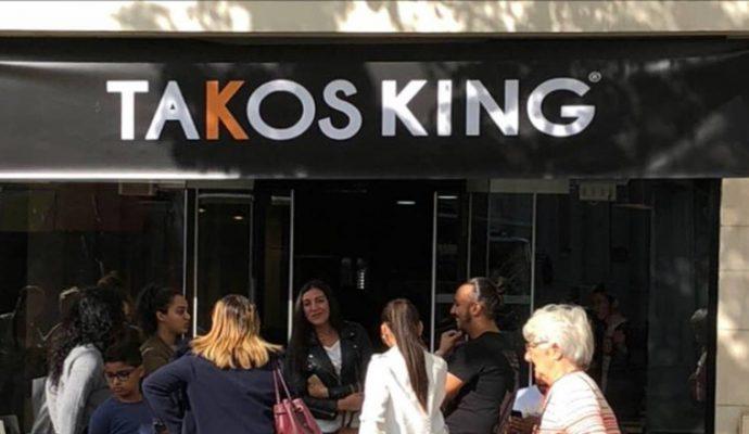 Un restaurant Takos King ouvre boulevard Foch