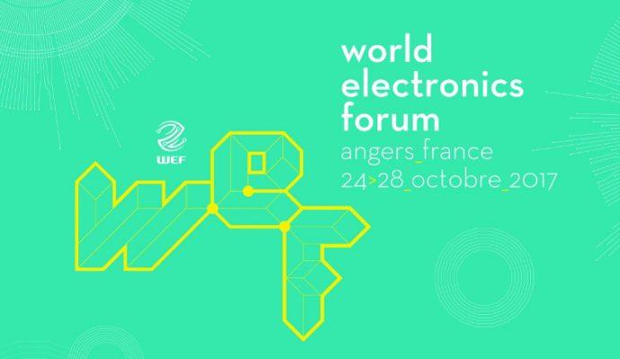 Connected Week/WEF: journée dédiée au grand public samedi 28 octobre