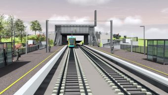 La gare de Trélazé permettra de rejoindre Angers en cinq minutes