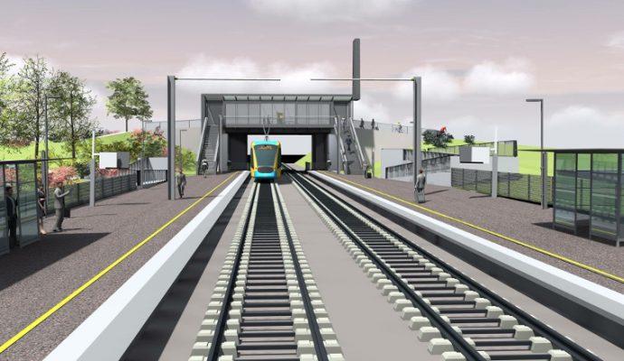 La gare de Trélazé opérationnelle le 9 décembre 2018