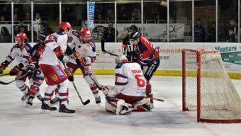 Hockey sur glace : Les Ducs d'Angers s'inclinent contre Bordeaux