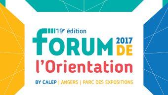 19e édition du Forum de l'Orientation du 30 novembre au 2 décembre