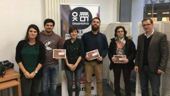 Connected Week : L'application OKeSHOP.iO récompense trois angevins
