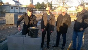La Ville d'Angers investit 1,6 million d'euros au stade de Frémur