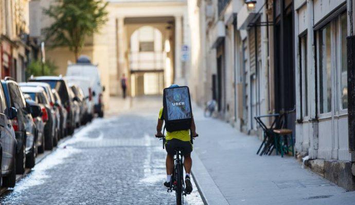 UberEATS disponible depuis ce jeudi à Angers