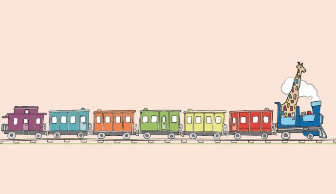 Le Train de la Petite Enfance et de la Parentalité fera étape à Angers ce mercredi