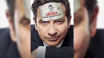 Laurent Gerra sera à l'Arena Loire de Trélazé en novembre 2018