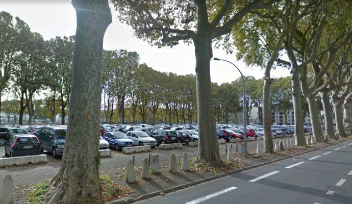 Le parking de la Rochefoucauld ferme jusqu'au 4 décembre