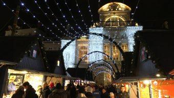 Les Soleils d'hiver illuminent Angers jusqu'au 6 janvier