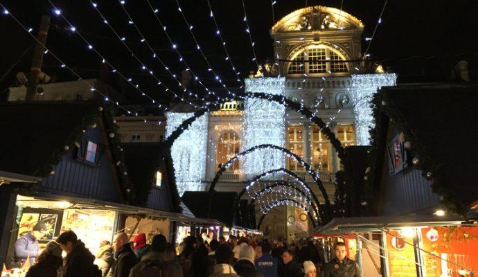 Quatre semaines de «Soleils d'hiver» à Angers