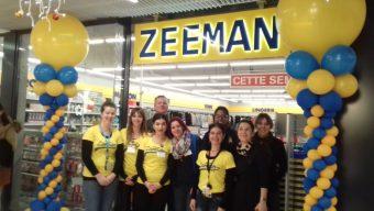 L'enseigne Zeeman a ouvert ses portes à Carrefour Saint-Serge