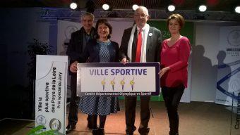 Angers élue « Ville la plus sportive des Pays de la Loire »