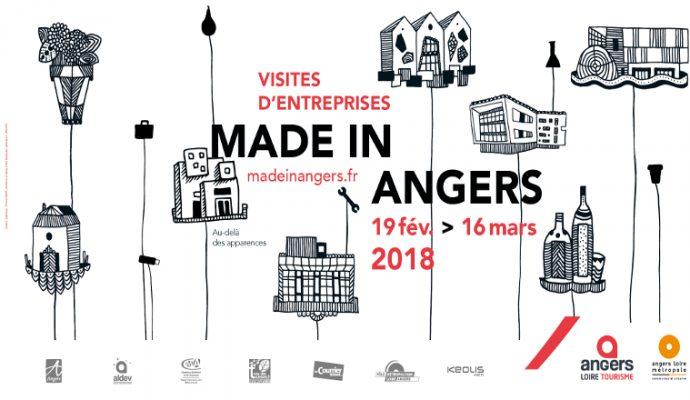 Made in Angers 2018 : 160 entreprises vont ouvrir leurs portes