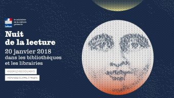 Angers participe pour la première fois à la Nuit de la lecture