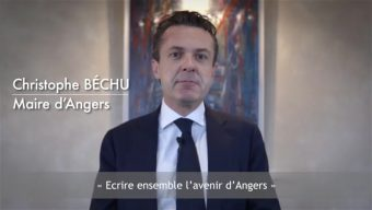 Le maire d'Angers tiendra la cérémonie des vœux lundi 8 janvier