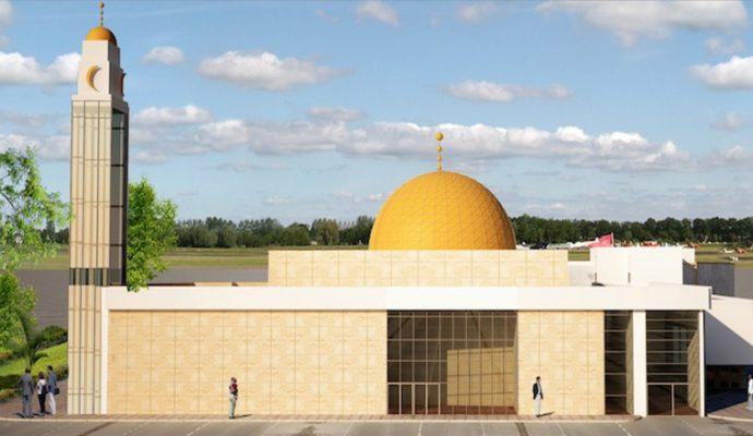 Mosquée : « Un acte inacceptable » pour Christophe Béchu