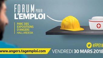 4500 participants au Forum pour l'emploi