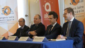 25 M€ d'investissement pour une plateforme logistique grand format à Angers