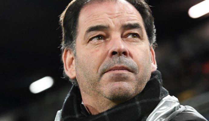 Angers SCO : Stéphane Moulin prolonge jusqu'en 2020