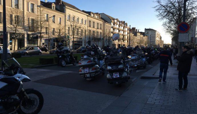 Une nouvelle manifestation des motards en colère ce samedi