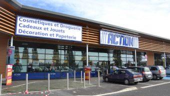 Deux magasins Action avant la fin de l'année à Angers
