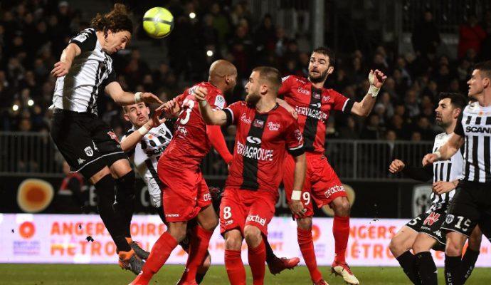 Angers SCO enchaîne une deuxième victoire contre Guingamp