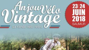 Anjou Vélo Vintage : ouverture des inscriptions ce jeudi
