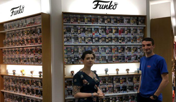 Geek Store : Une boutique pour les geeks ouvre à Angers