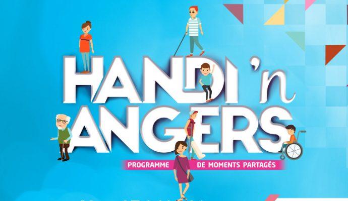 Handi'n Angers du 12 au 25 mars