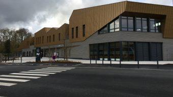 La nouvelle maison de quartier du Lac de Maine a ouvert ses portes