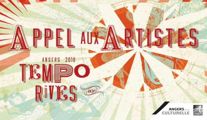 Tempo Rives 2018 : Appel aux artistes
