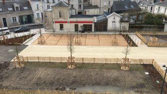 Réouverture de l'Avenue Jeanne d'Arc au public