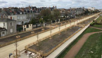 L'avenue Jeanne-d'Arc inaugurée le 25 avril