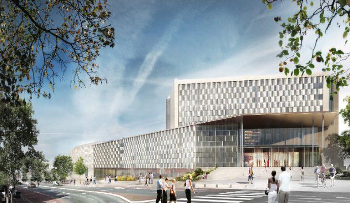 La réouverture du Centre de Congrès décalée au deuxième trimestre 2019