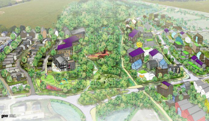 Utopia : Un projet aux Echats III pour co-concevoir son logement