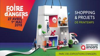 Gagnez des entrées pour la Foire d'Angers 2018