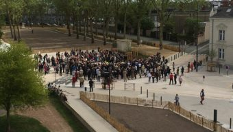 L'avenue Jeanne-d'Arc officiellement inaugurée