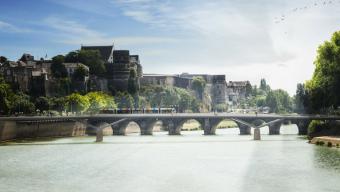 Le nouveau pont du tramway s'appellera le « Pont des Arts et Métiers »