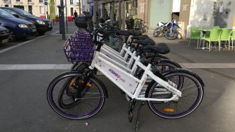 Les vélos Indigo Weel disparaissent du paysage