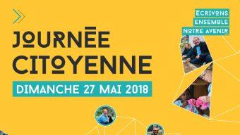 Journée citoyenne le 27 mai à Angers