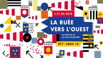 Le Pôle métropolitain Loire-Bretagne organise un rendez-vous dédié au recrutement dans la filière numérique