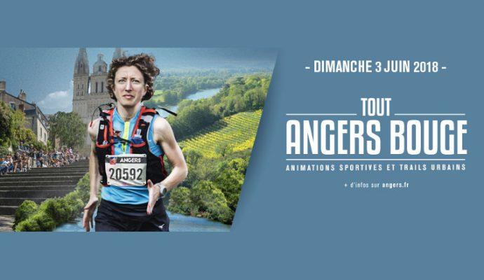 Nouvelle édition de Tout Angers Bouge le dimanche 3 juin