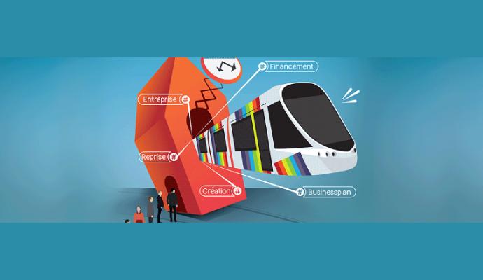 Un tramway de la création d'entreprise le 6 juin
