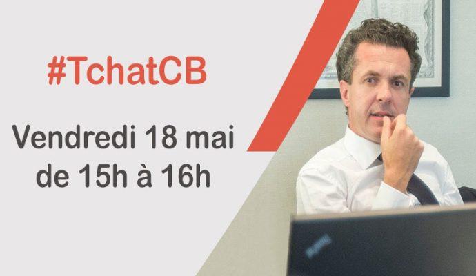 Un « LiveTweet » avec le maire d'Angers vendredi 18 mai