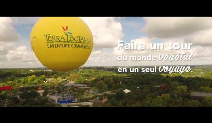 Après le métro, l'Anjou fait sa promotion sur internet