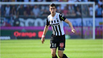 Angers SCO : Baptiste Santamaria prolonge