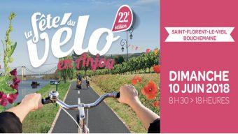 14 000 participants à la 22ème Fête du Vélo