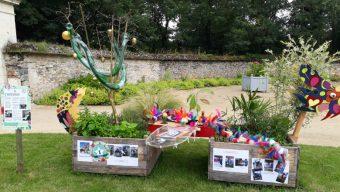«Le jardin des Dragons» s'adjuge le 1er prix du concours enfants de Jardins d'expression