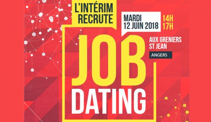 Ce mardi, 1er Job Dating dédié à l'intérim